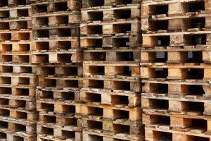 Zoe Ecodistribuciones - Palés amontonados